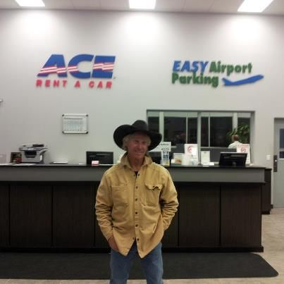 We had the pleasure of having Robyn Goode of Hotman Rodeo Gear and professional bull rider in our O'Hare location. Thanks for your loyalty Robyn!