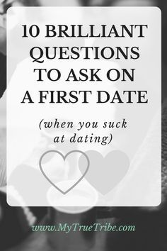 Dating insightful questions