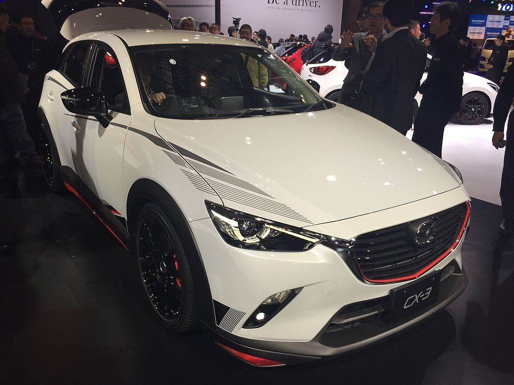 2015 Mazda CX3 New Compact SUV for 2015 See More At