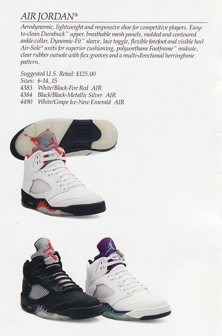 save off 1ee2b a4b62 OG 1990 Jordan Vs.. and now black grapes.. Playoffs missing from pic.