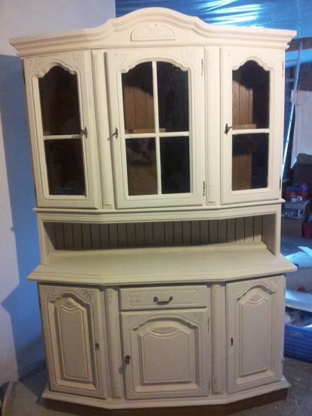 b ffetschrank shabby chic fast fertig m beln renovierung shabby chic shabby und chic. Black Bedroom Furniture Sets. Home Design Ideas
