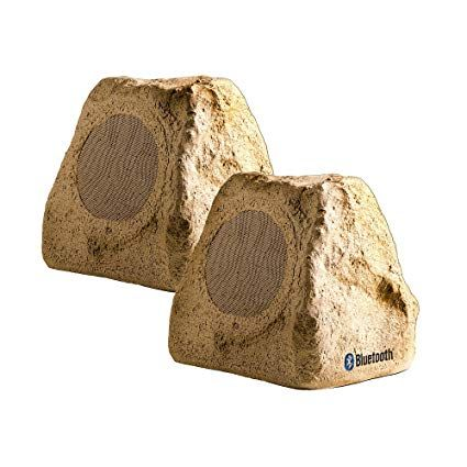 Pair Sound Appeal SA-POP8-CN POP RoK 8.0-Inch Rock Canyon Sandstone Speakers