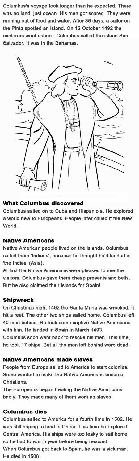 Pin On Christopher Columbus