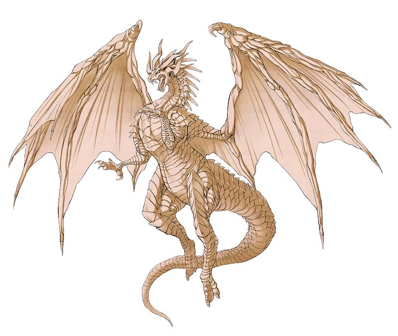 リアリティを追い求めて実践!ドラゴンの描き方講座(後編)