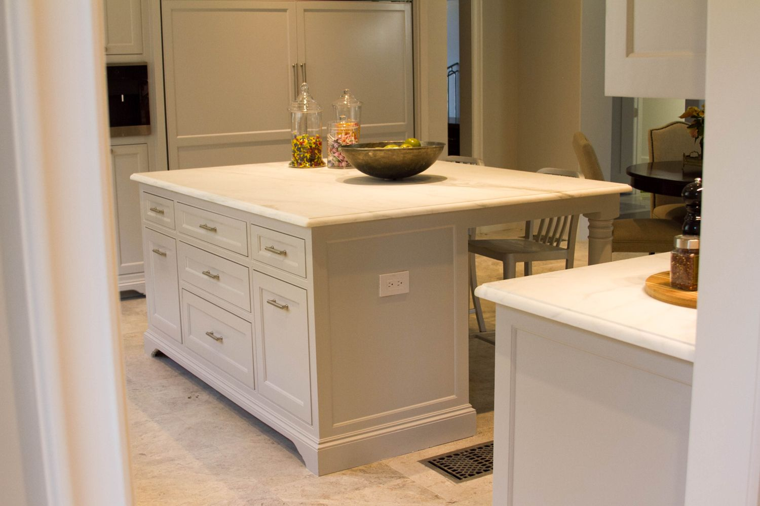 Projects | Village Cupboards for Gilbert Homes. Island ...