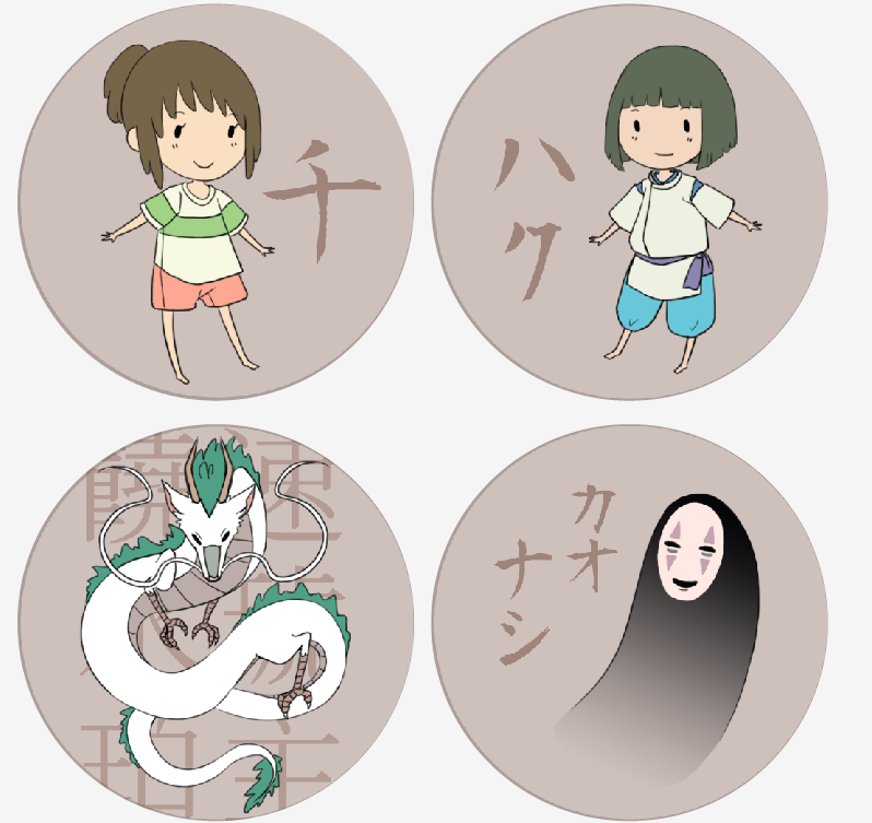 Chihiro Haku Spirit Of The Kuhaku River No Face Spiritedaway A Viagem De Chihiro A Viagem Anime