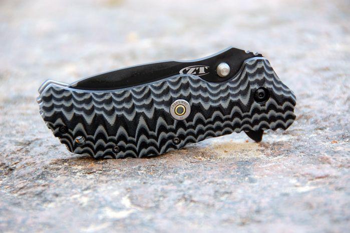 zt0350 custom g10 scales g10 lt pinterest knives