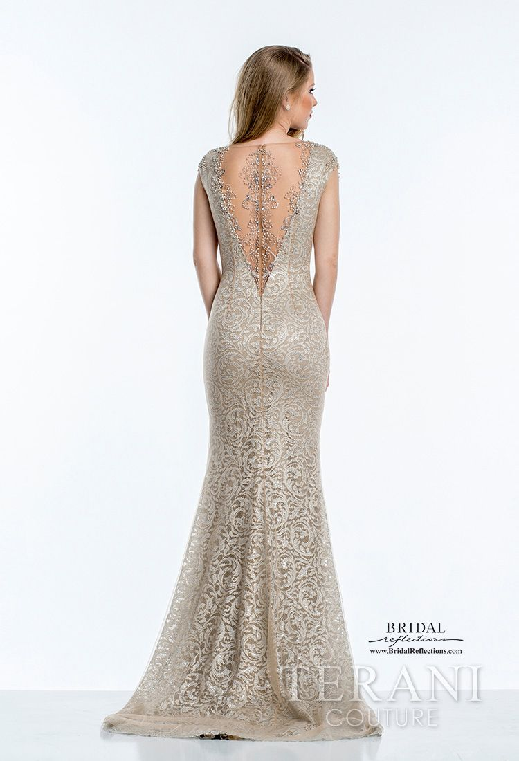 Terani Couture Wedding Evening Dress and Gowns Collection   Bridal ...
