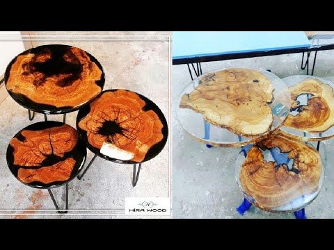 Epoxy Resin River Table MAKING FULL PROCESS 10 IDEAS with epoxy resin WOODworking projects you are watching AMAZING Process Epoxy Resin and Wood! Wood... -  #dinningtable #diy #diywoodprojects #epoxyresintable #epoxytable #epoxytabletopideas #mapple -  #WoodWorkingVideos