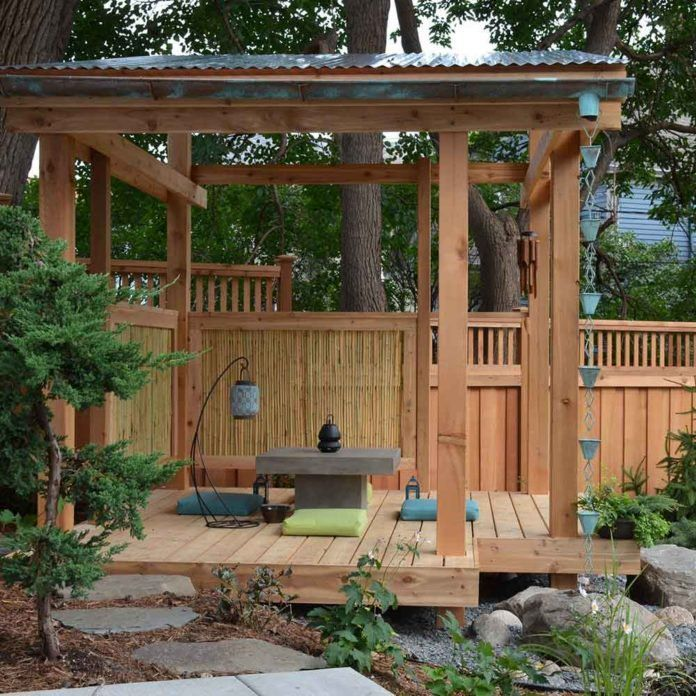 Hardscaping Ideas and Designs for Your Yard | Meditation ... on Meditation Patio Ideas id=94741