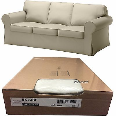 Remarkable Ikea Ektorp 3 Seat Sofa Cover Tygelsjo Beige Slipcover Download Free Architecture Designs Xaembritishbridgeorg