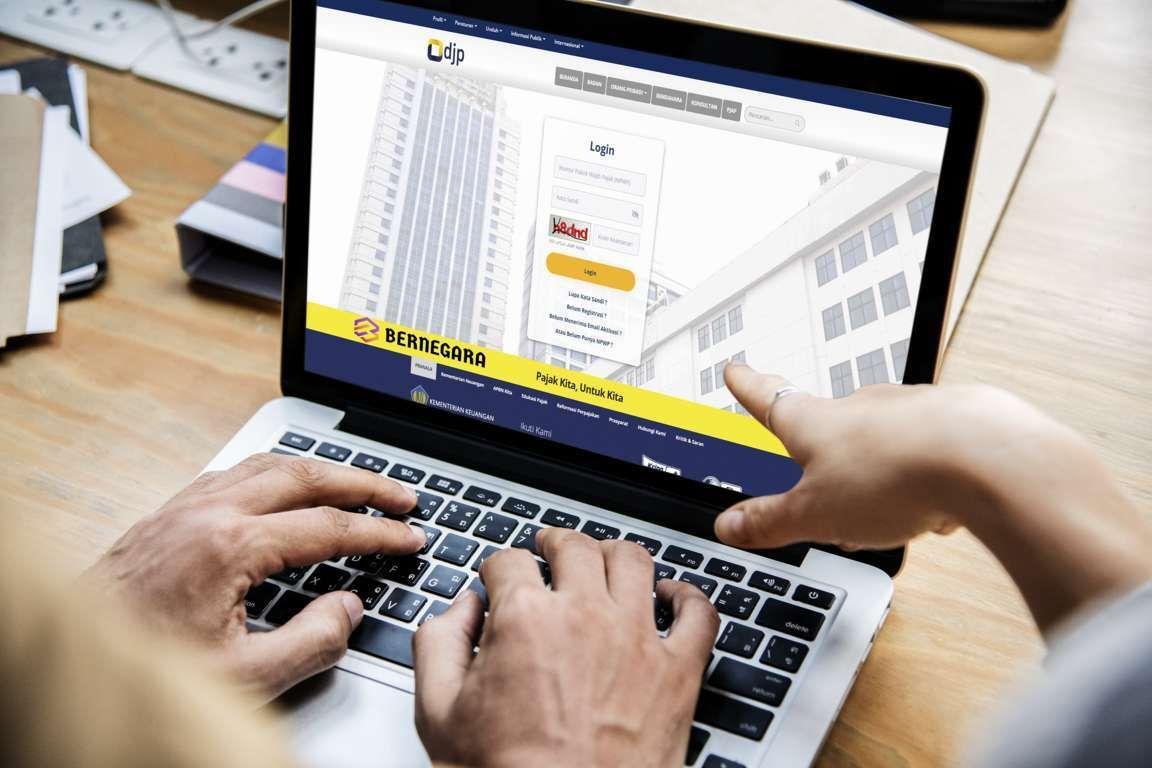 Pengertian Dari Djp Online Itu Sendiri Adalah Sebuah Aplikasi Yang Disediakan Secara Langsung Oleh Direktorat Jendral Pajak Yang Berupa E Filling V 2020 G
