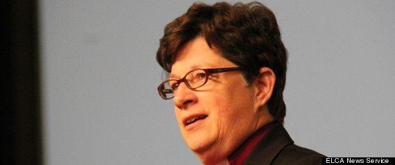 Rev. Elizabeth Eaton, First Female Lutheran Bishop (ELCA) Elected