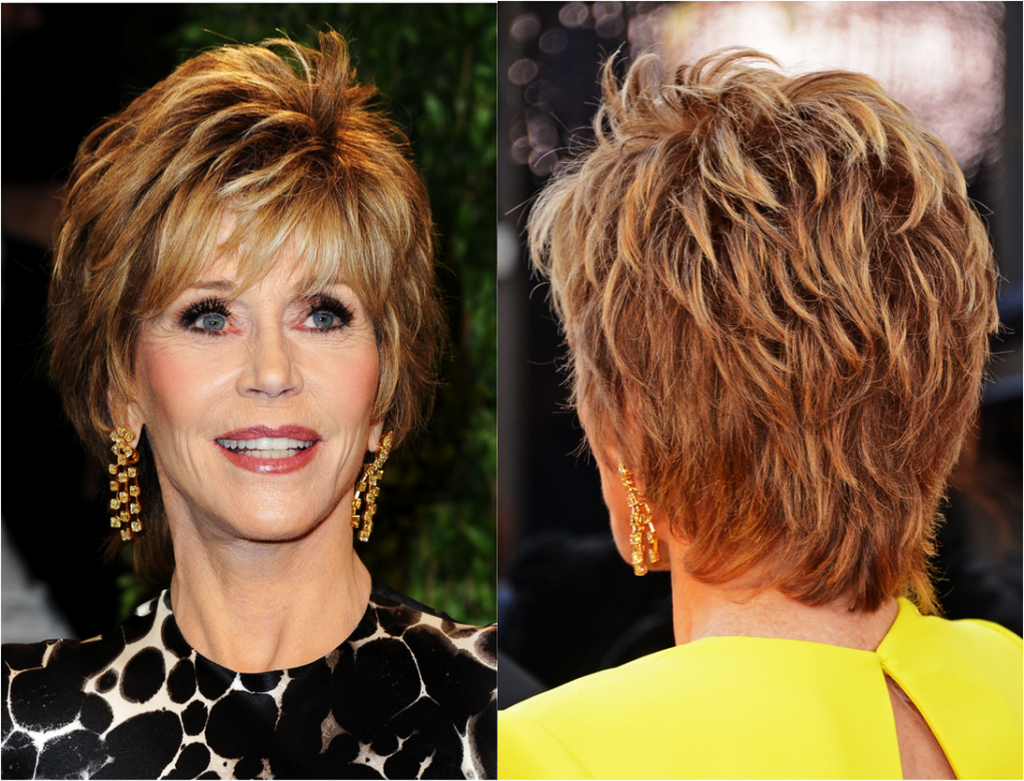Hairstyles For Women Over 50 With Fine Hair Short