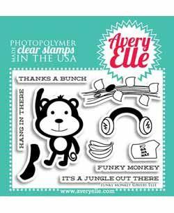 """Avery Elle """"Funky Monkey"""""""