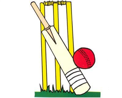 Cricket Is A Bat And Ball Game Played Between Two Teams Of 11