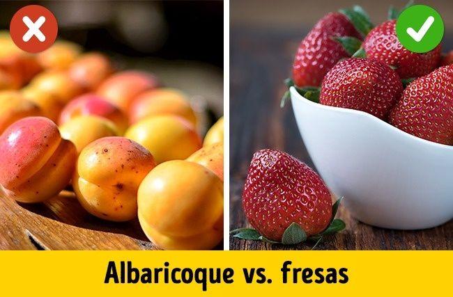 Si cenas fruta adelgazar en