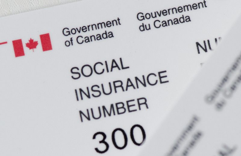 Getting Your Social Insurance Number Sin Best Bank Accounts