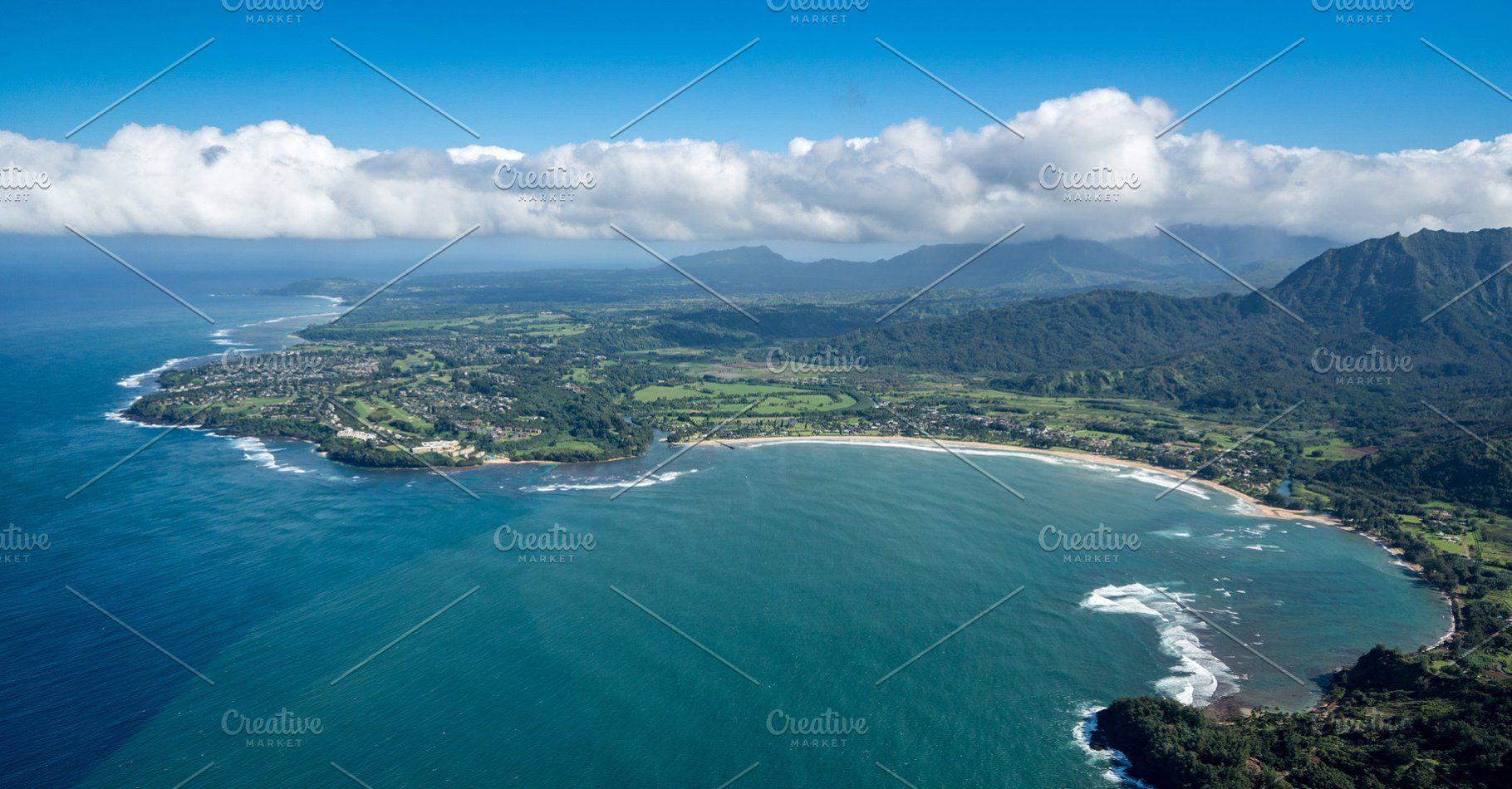 Garden Island Of Kauai Kauai Island Hanalei Bay