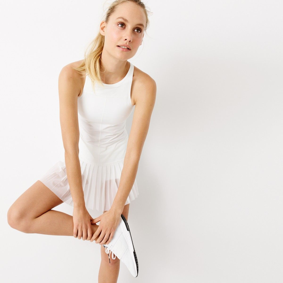 New Balance For J Crew Tennis Dress Women S Activewear J Crew Tennis Dress Athleisure Outfits Active Wear For Women