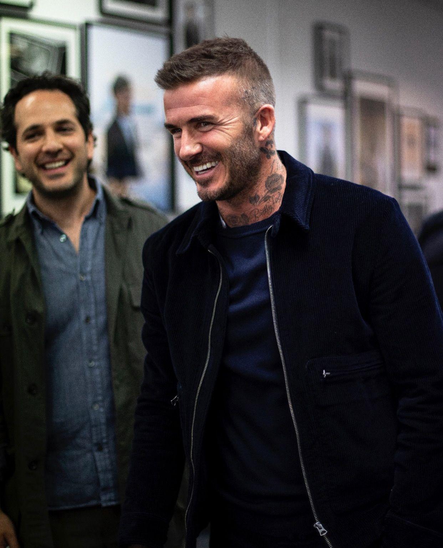 Pin By Dado Kastelic On Haircuts David Beckham Hairstyle David Beckham Haircut David Beckham Style