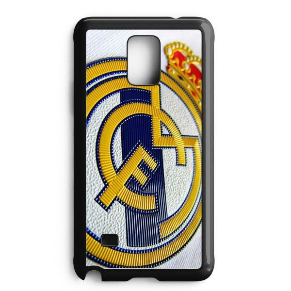 real madrid logo samsung galaxy note 5 edge case