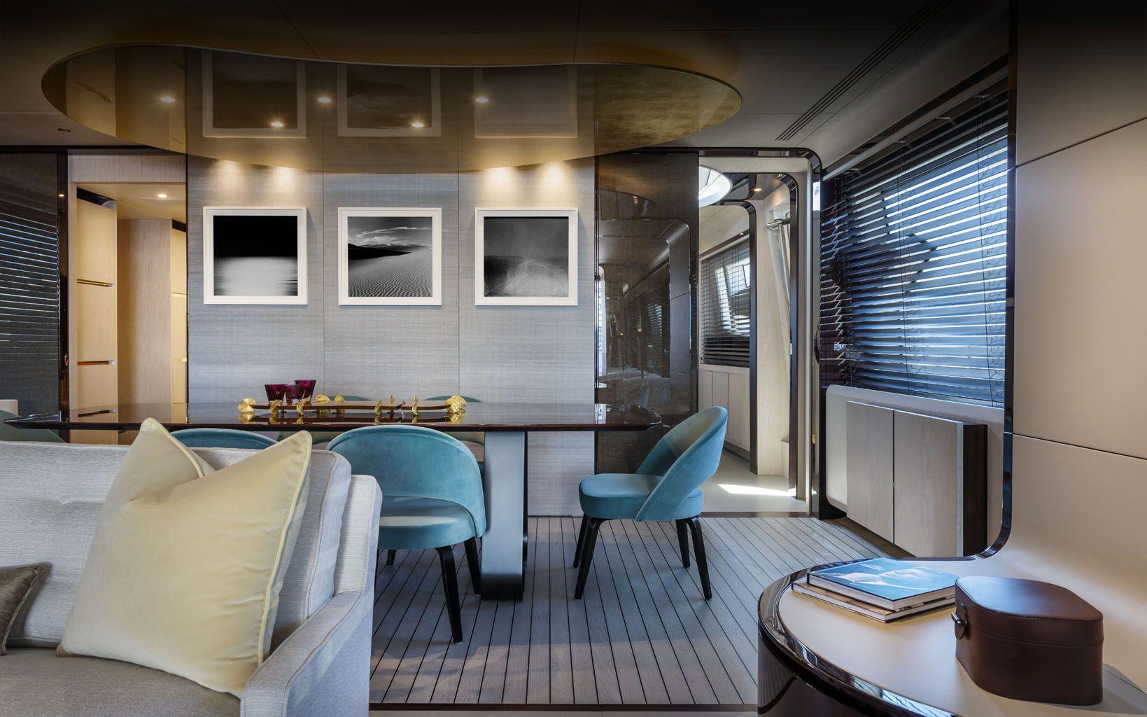 Poseidon Boat Interior Design Yacht Aircraft Design Pinterest Vs Ipad And Boats