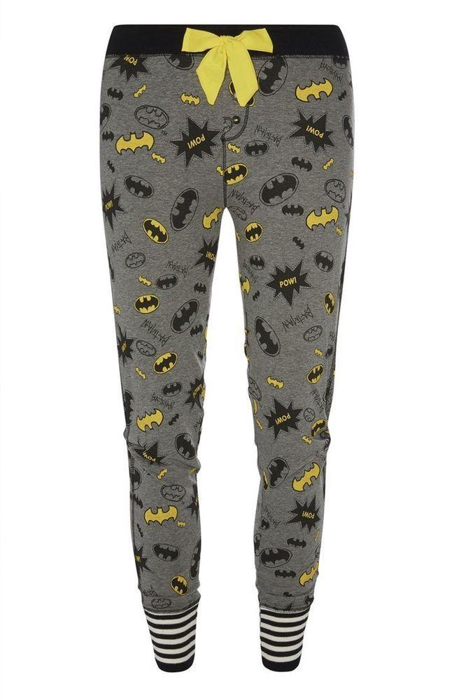 Pantalon pyjama batman taille L primark neuf  f7a67a80d35