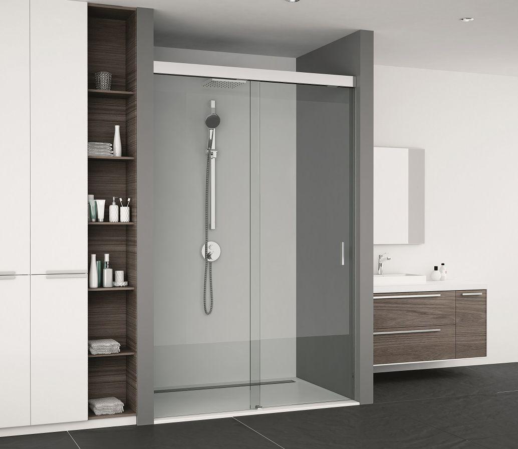 Neue Generation Sf 740 Schiebetürduschsystem Von Gral Dusche Schiebetür Glastür Dusche Badezimmer Neu Gestalten