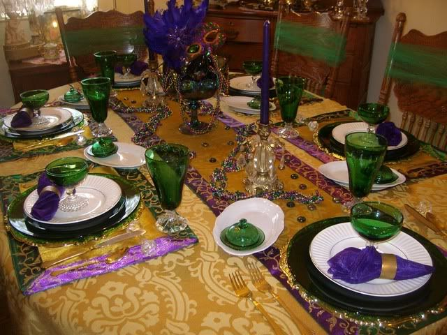 Our Southern Table Mardi Gras Inspiration | Mardi Gras Party Ideas! | Pinterest | Mardi gras and Mardi gras party & Our Southern Table: Mardi Gras Inspiration | Mardi Gras Party Ideas ...