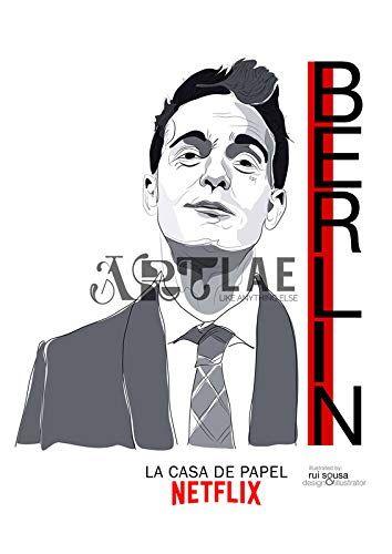 ArtLae Posters Money Heist Poster La Casa De Papel