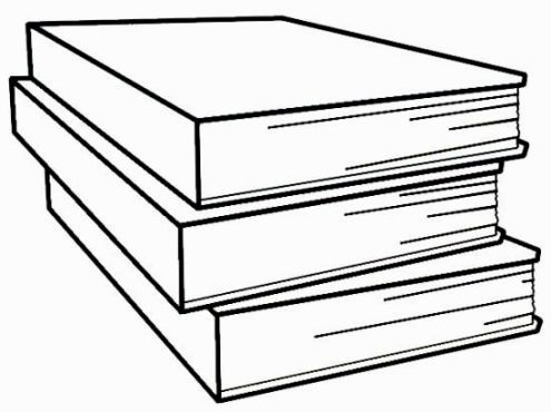 Book Coloring Sheet | Coloring Pages | Pinterest