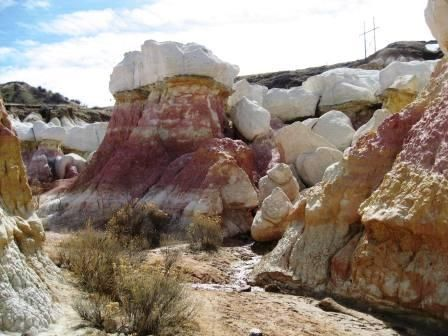 Paint Mines Central City Colorado Visit Colorado El Paso County