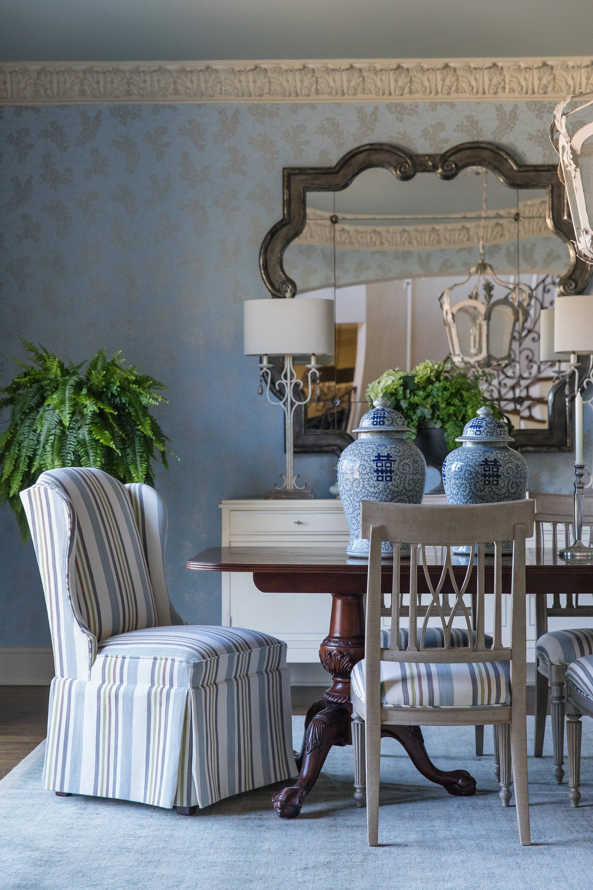 Cornell Court Eric Ross Interiors Southern homes