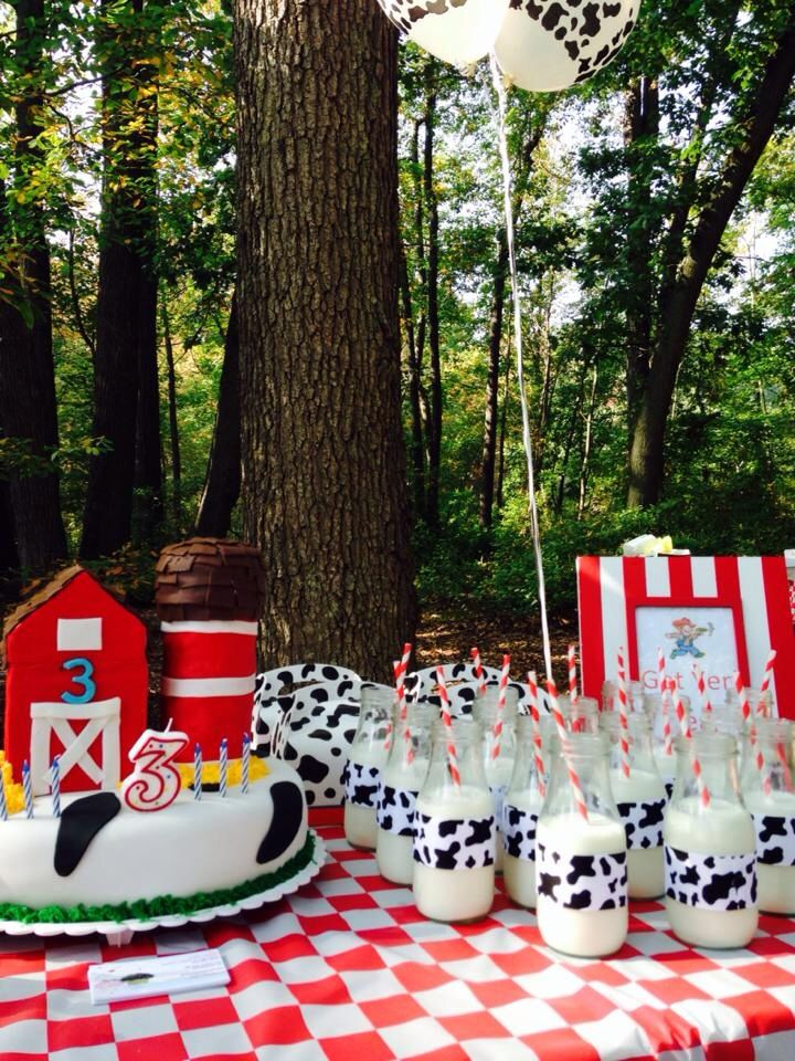 Farm petting zoo birthday party Party ideas Pinterest Zoo