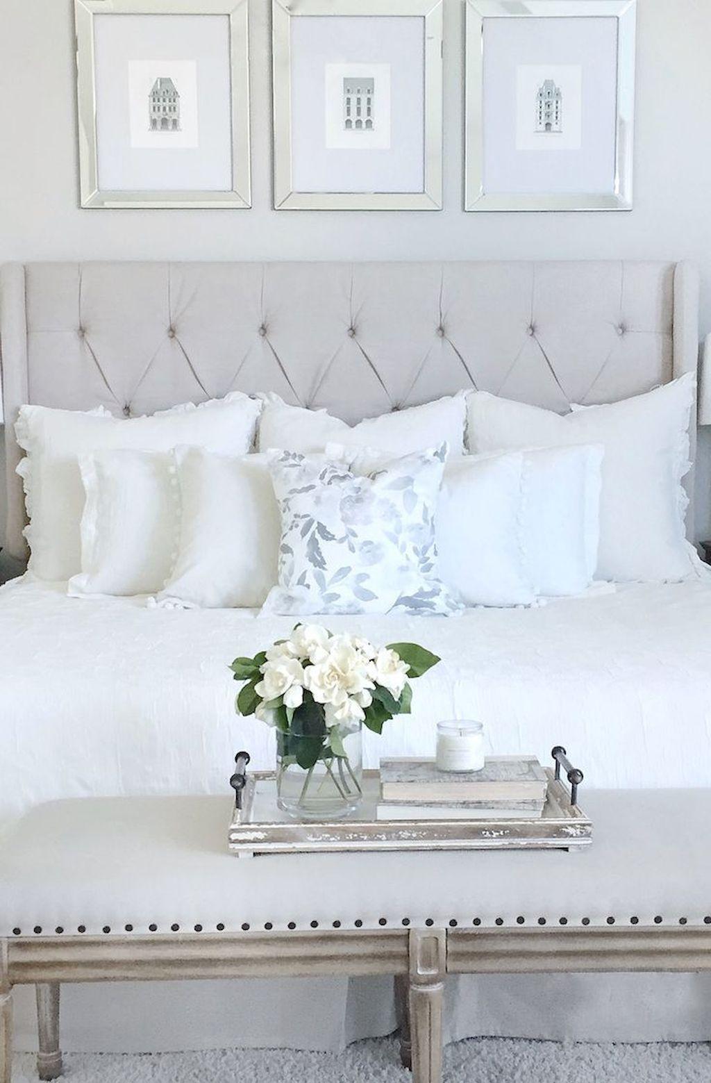 Lovely Gorgeous Master Bedroom Design Ideas (37)