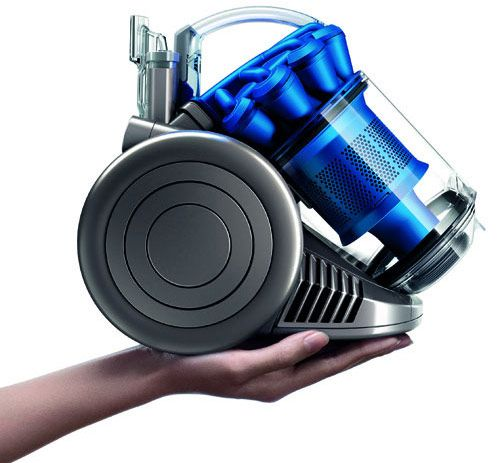 Dyson\'s City DC26: finally, a sucky vacuum for those in studio ...