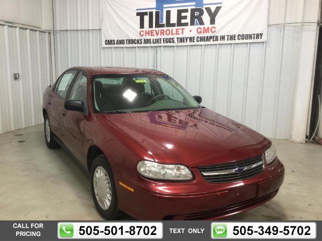 2002 Chevrolet Malibu Tillery Chevrolet Chevrolet Chevy