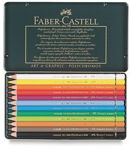 Faber Castell Polychromos Colored Pencil Sets Get Great Reviews