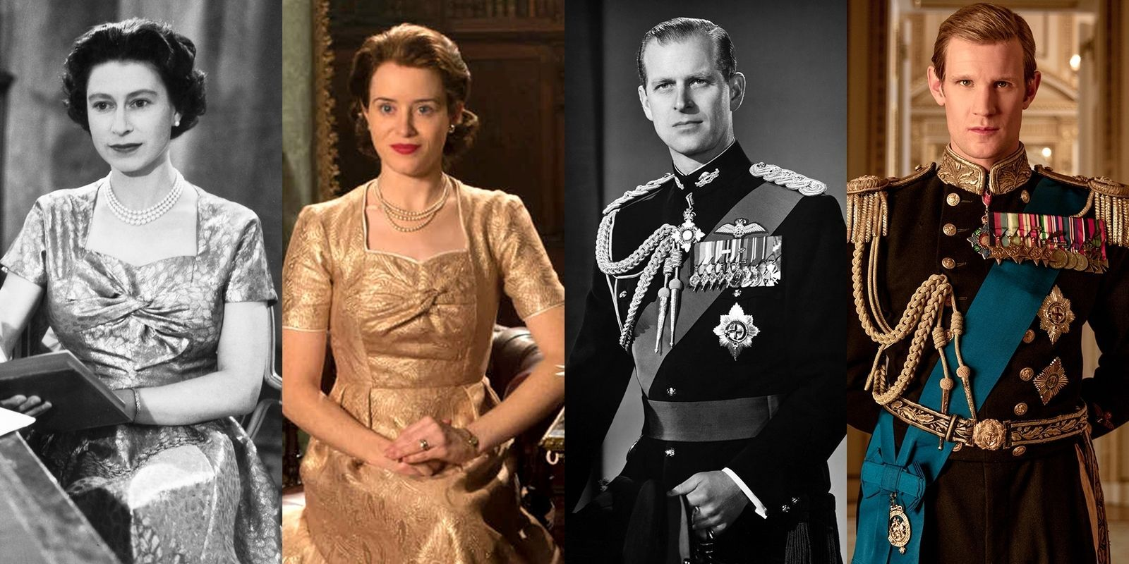See the Cast of 'The Crown' vs. the People They Play in ...