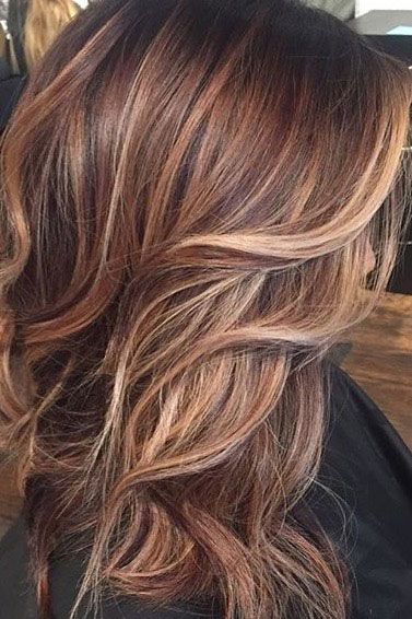 Gorgeous Brown Hairstyles With Blonde Highlights Hair Style