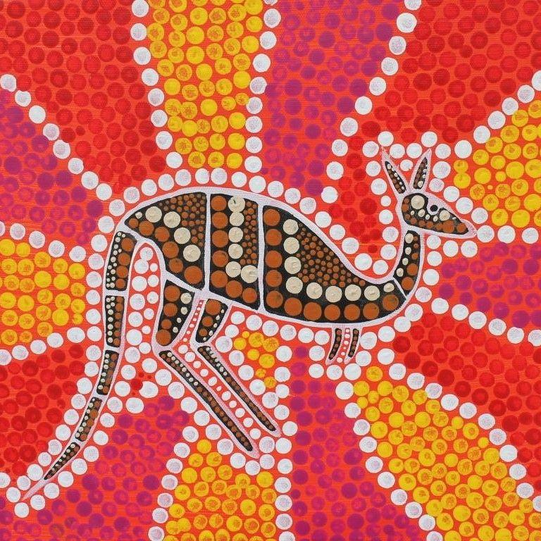 aboriginal art animals - Google Search | Aboriginal art ...