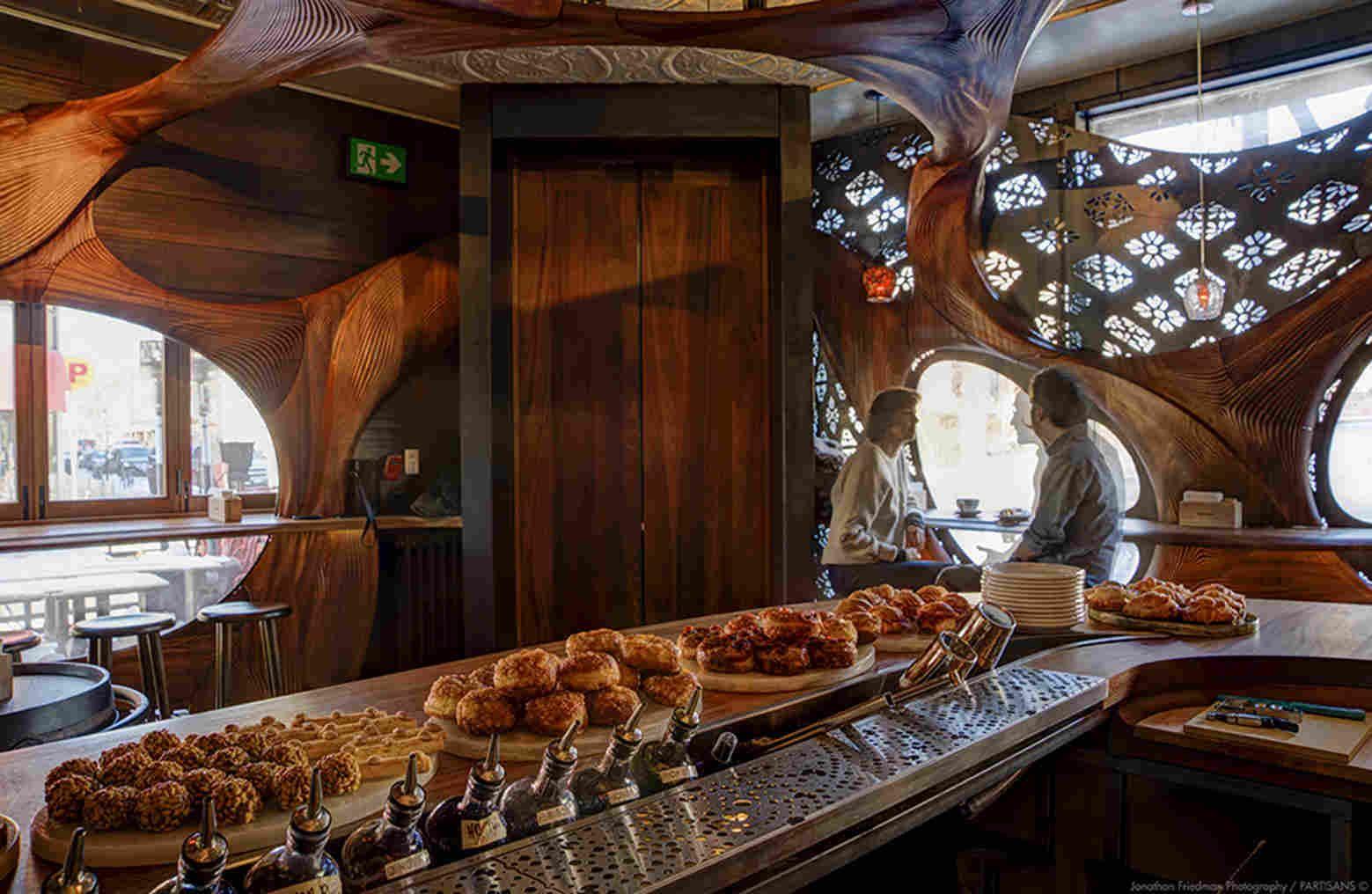 картинки деревянного ресторана этого него
