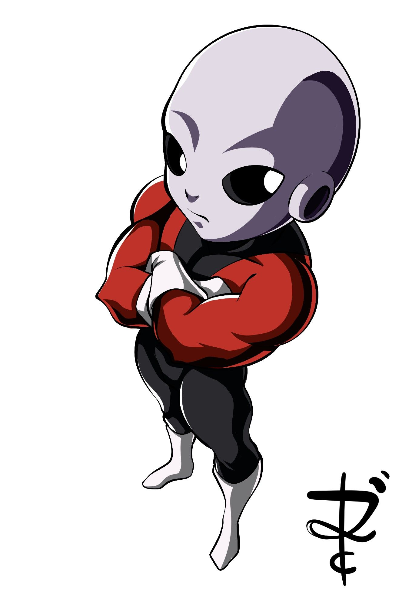 Chibi Jiren Desenhos De Anime Anime Desenhos