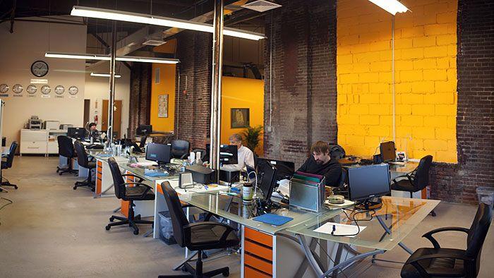 Studiopark Mrs Modrec Commercial Space For Rent Studio Office Space Industrial Interior
