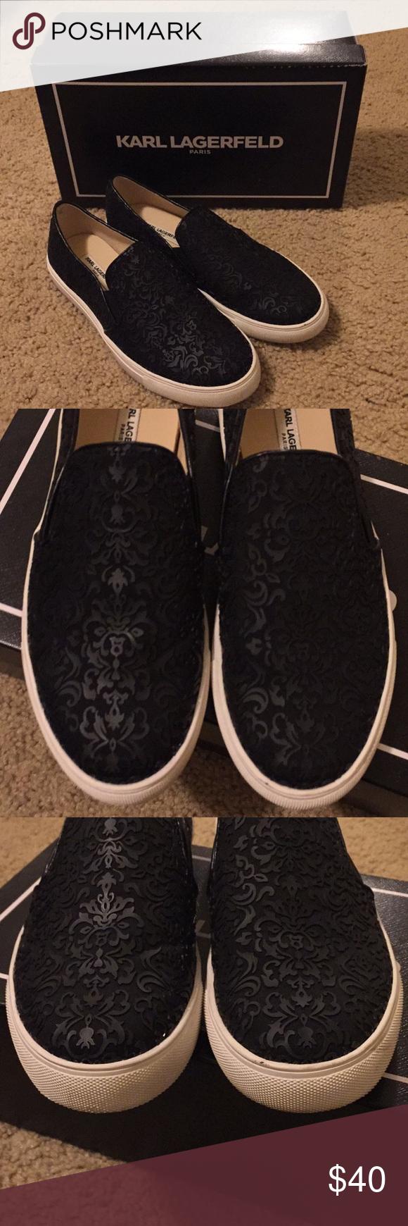 0c3a4f39df9 Karl Lagerfeld Estella8 Shoes Size 7