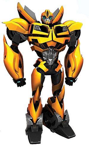 Bumblebee Car Transformers Games