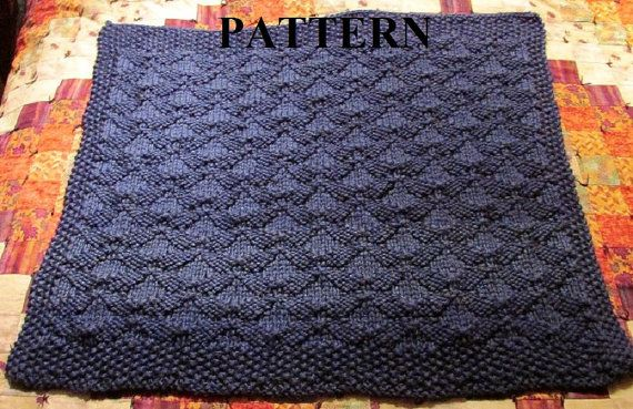 Httpsetsylisting259352566knitting Pattern Chunky Knit