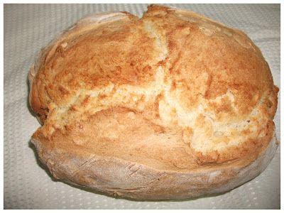 Cozinha com Paixão: Pão Rápido da Carmo