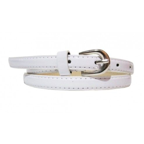 Get this D Ring Buckle Skinny Belt online only on $7 99